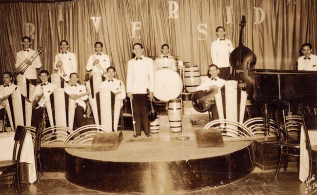 Orquesta Riverside en loa años 40