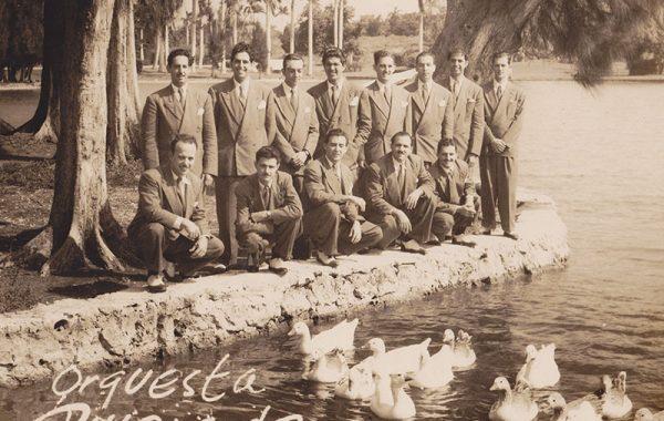 La Riverside en los 50