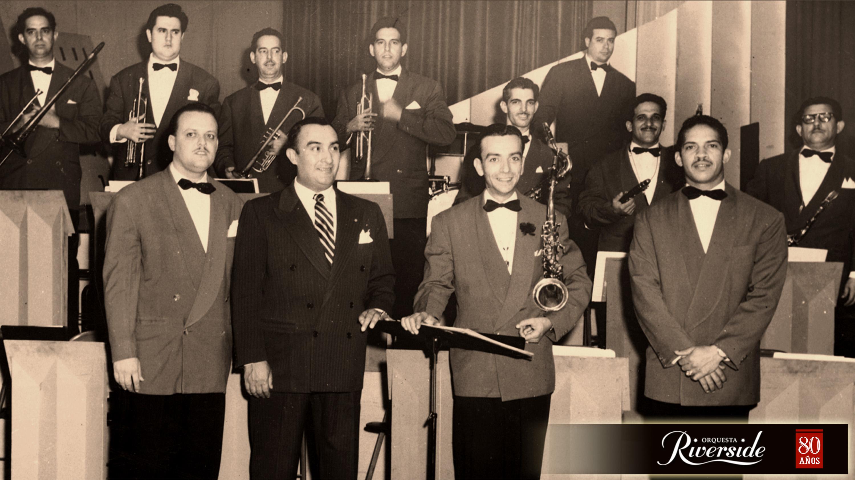 Orquesta Riverside con Pedro Vargas