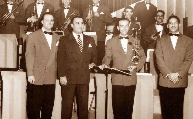 Orquesta Riverisde  y Pedro Vargas