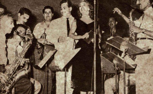 Orquesta Riverside y Rosita Fornes